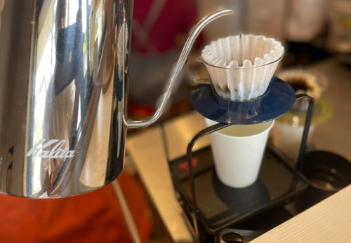 2021.7.9 「Coffee Friday」開催